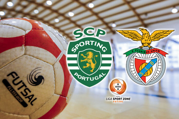 DIRETO FUTSAL | Sporting-Benfica