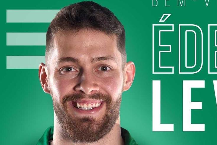 Éder Levi é reforço do Sporting