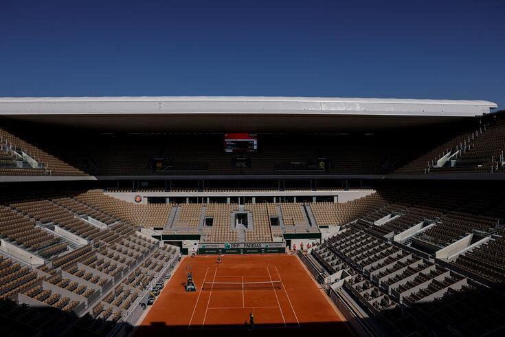 Roland Garros foi adiado