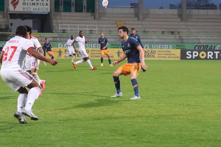 Marcano regressou à competição