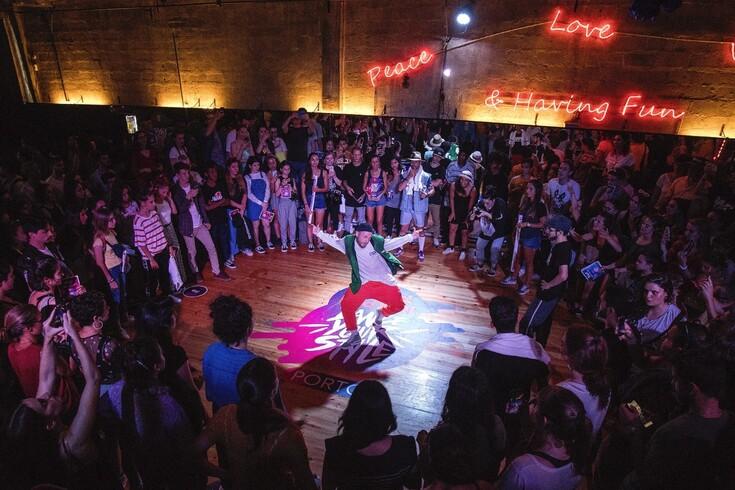 Red Bull Dance Your Style está de regresso: arrisca o teu estilo na Gare do Oriente