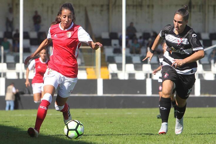 Francisca deixou o Braga e vai jogar na Holanda