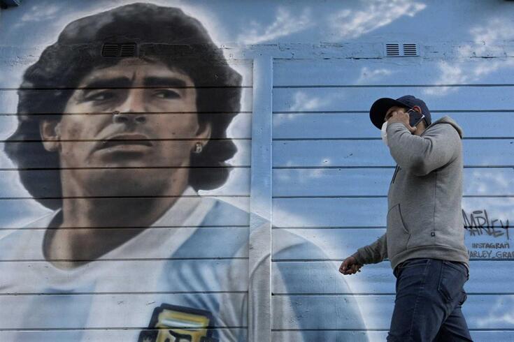 Morte de Diego Maradona continua a dar que falar