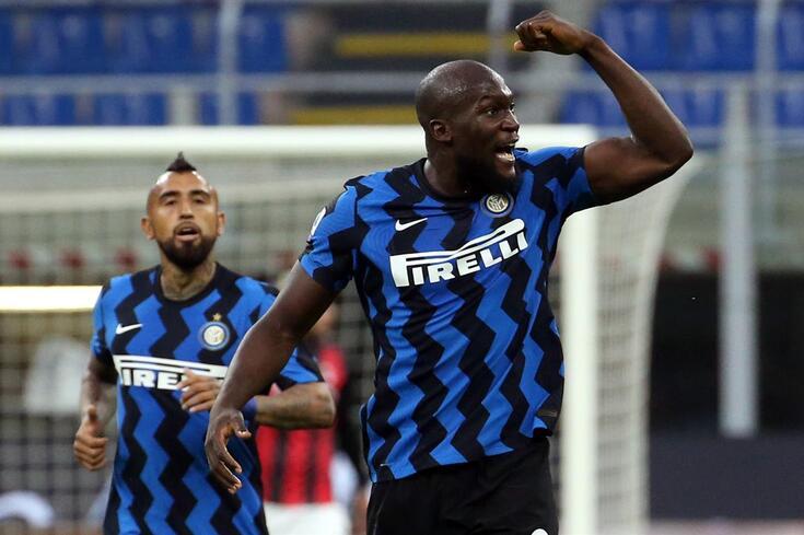 Lukaku é o goleador do Inter