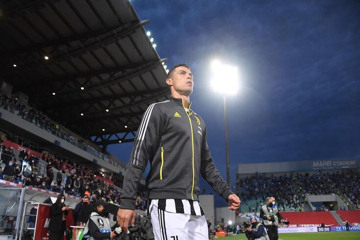 Ronaldo, craque português da Juventus