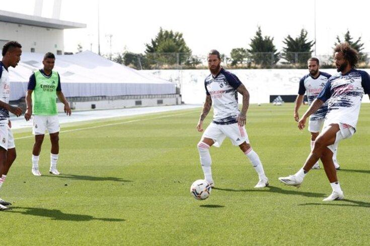 Real Madrid venceu o Getafe por 6-0