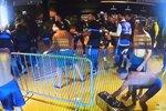 Após derrota, jogadores do Boca Juniors tentaram invadir balneário do Atlético Mineiro