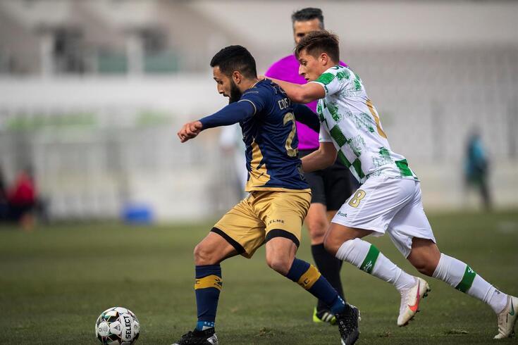 Santa Clara eliminou o Moreirense