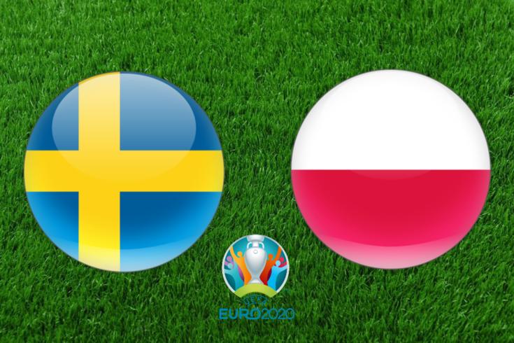 DIRETO | Euro'2020: Suécia-Polónia