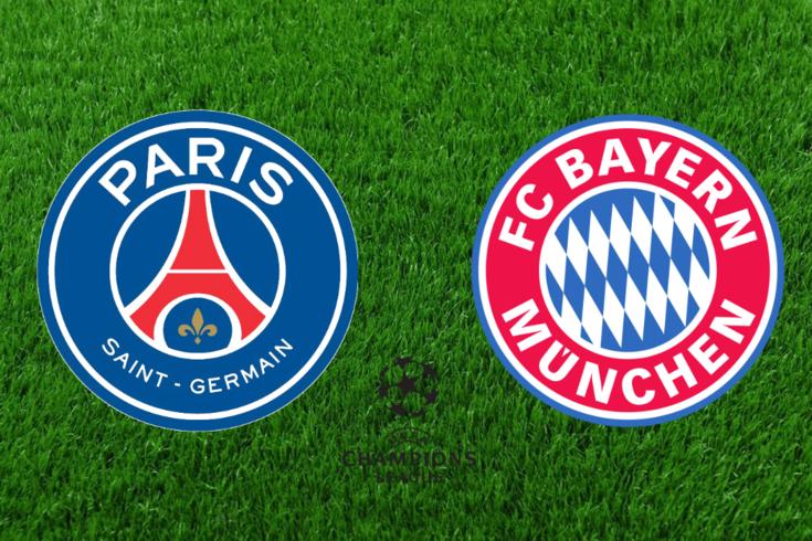 DIRETO | PSG-Bayern