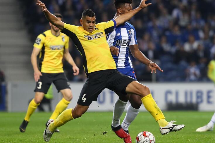Jadson tem 115 jogos e 14 golos ao serviço do Portimonense.