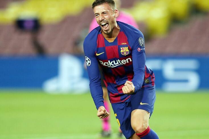 Clément Lenglet, defesa do Barcelona, interessa a Mourinho
