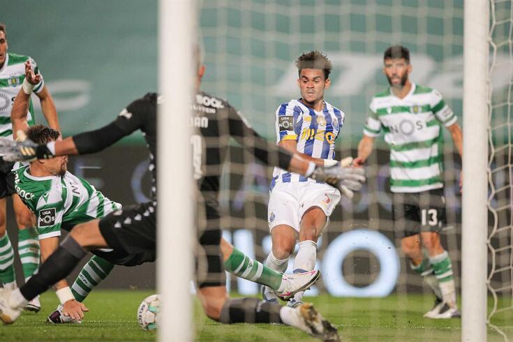 FC Porto analisa o clássico com o Sporting