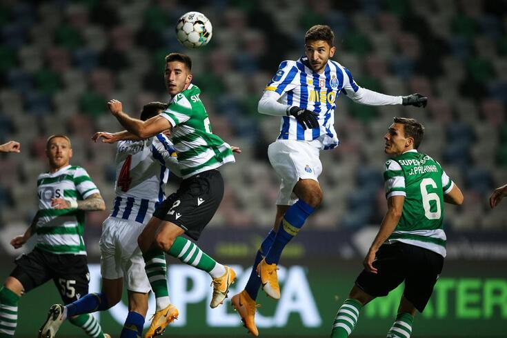 Veja os principais lances do Sporting-FC Porto