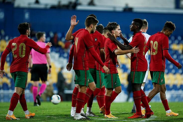 DIRETO SUB 21 | Gibraltar-Portugal