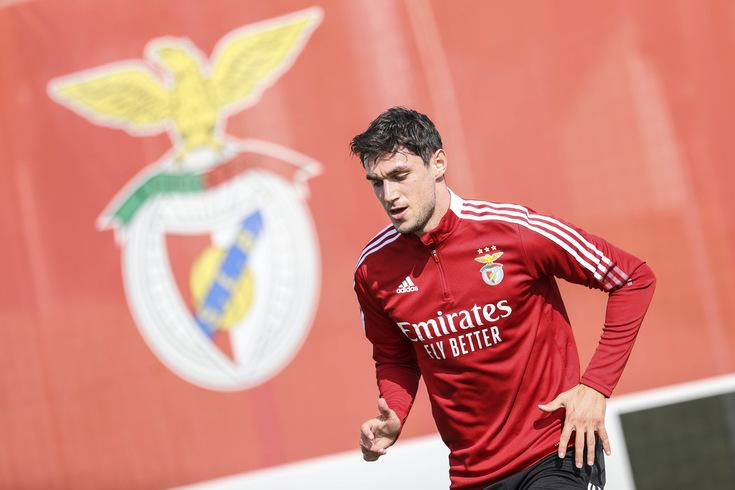 Yaremchuk é reforço do Benfica