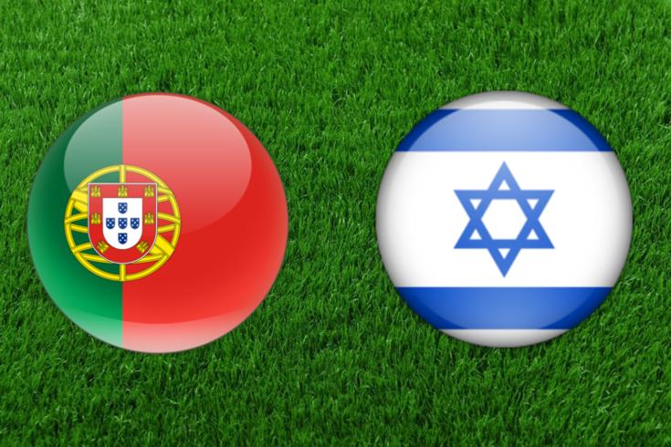 DIRETO   Jogo de preparação: Portugal-Israel