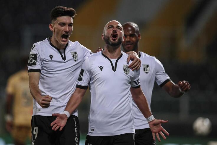 V. Guimarães aponta à qualificação europeia