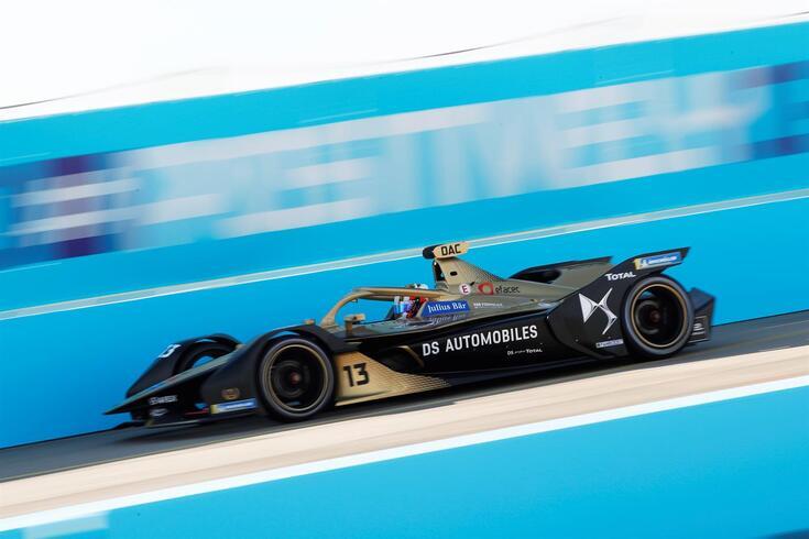Félix da Costa em sexto na primeira corrida do México na Fórmula E