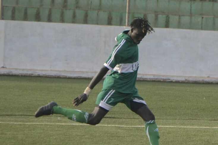 Talento da Guiné na mira de Braga e Leixões