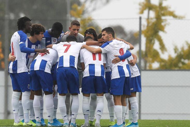 FC Porto tenta o acesso aos oitavos de final da Youth League