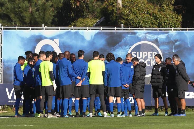 FC Porto prepara o clássico com o Sporting