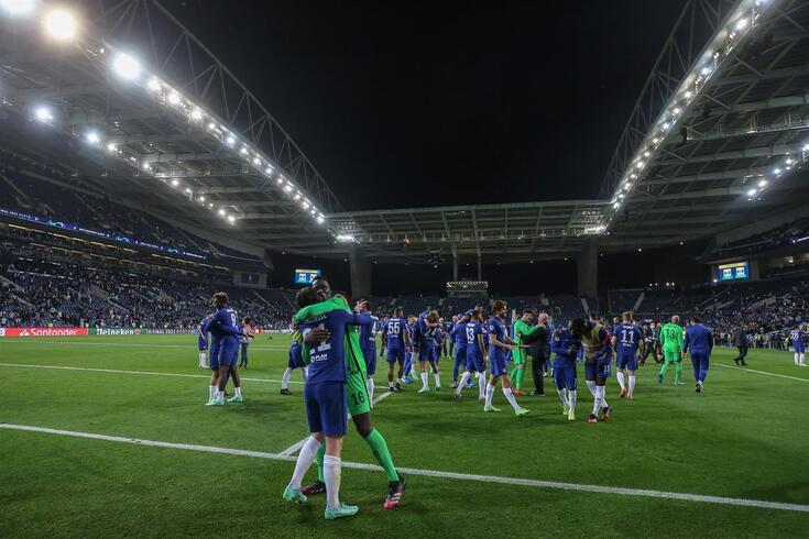 Chelsea venceu o Manchester City por 1-0 e conquistou a prova