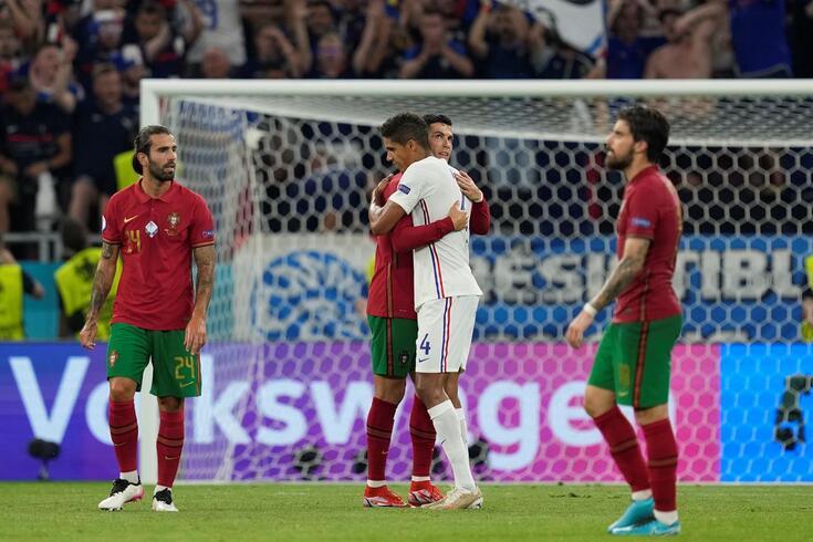 Portugal está nos oitavos de final