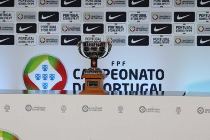 Trofense vence Estrela da Amadora na final do Campeonato de Portugal