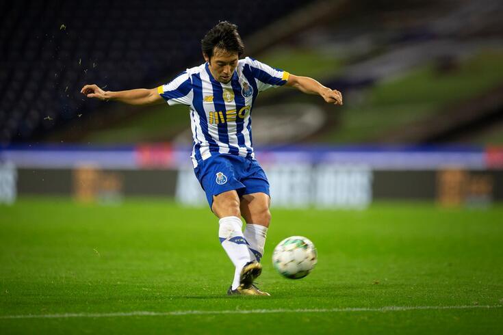 Nakajima é um dos casos que o FC Porto tem para resolver