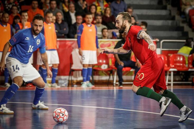 Portugal volta a ser goleado pelo Brasil