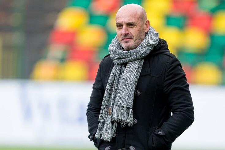 João Luís Martins, treinador do FK Panevezys