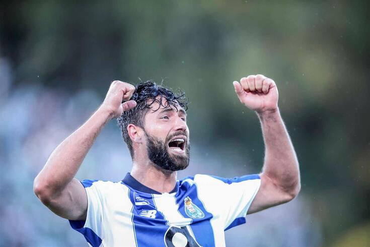 Felipe despediu-se do FC Porto em 2019