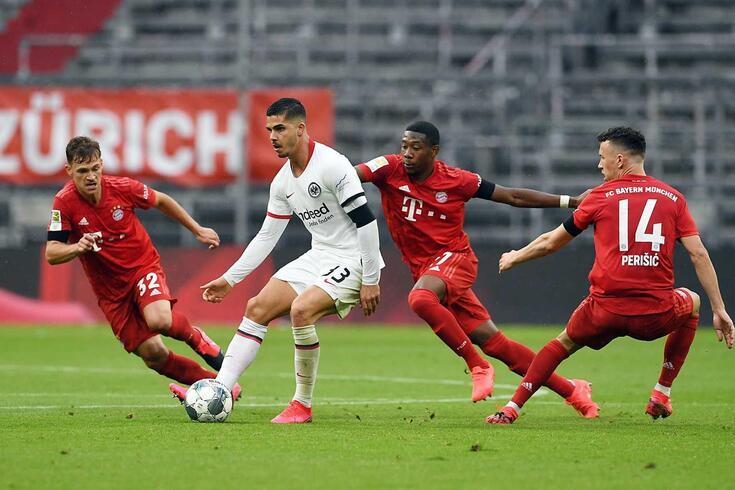 Bundesliga foi a primeira dos grandes ligas europeias a regressar