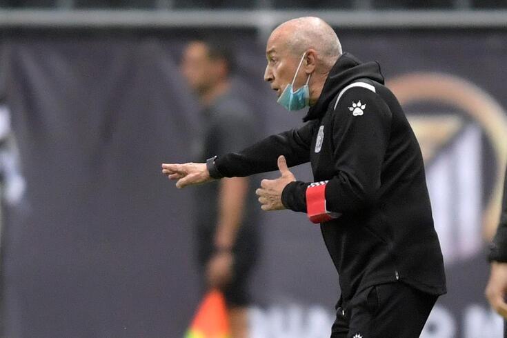 Jesualdo Ferreira, treinador do Boavista