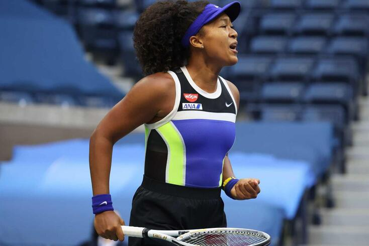 Naomi Osaka volta a vencer o US Open