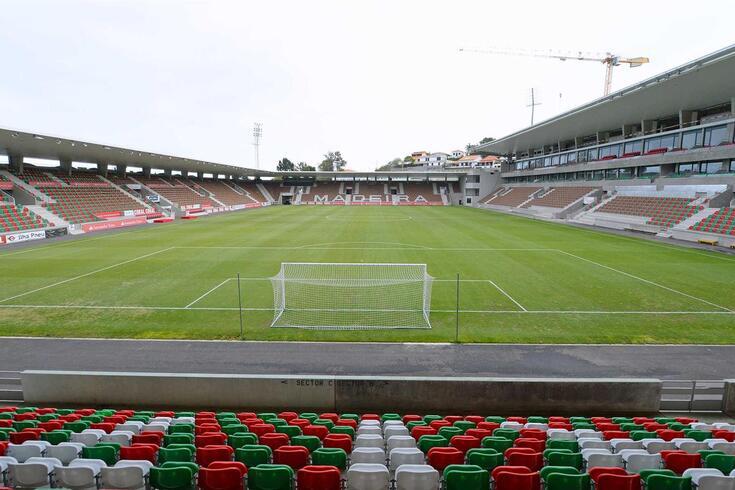 O Estádio dos Barreiros, reduto do Marítimo