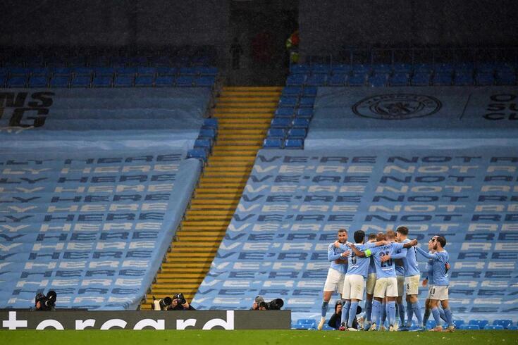 Manchester City na final da Liga dos Campeões