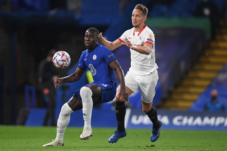 Chelsea e Sevilha apuram-se para os oitavos de final da Champions