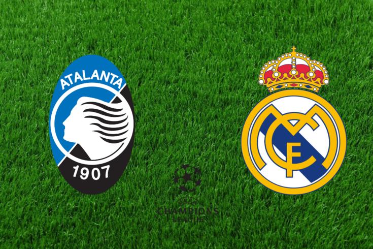 DIRETO   Atalanta-Real Madrid