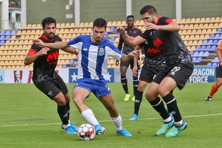 FC Porto segura uma das suas maiores promessas