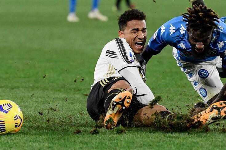 Danilo, jogador da Juventus