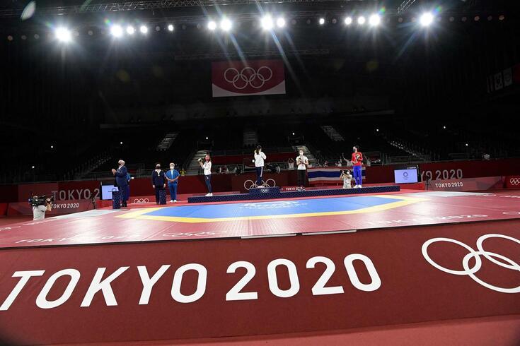 Emoções ao rubro nos Jogos Olímpicos de Tóquio