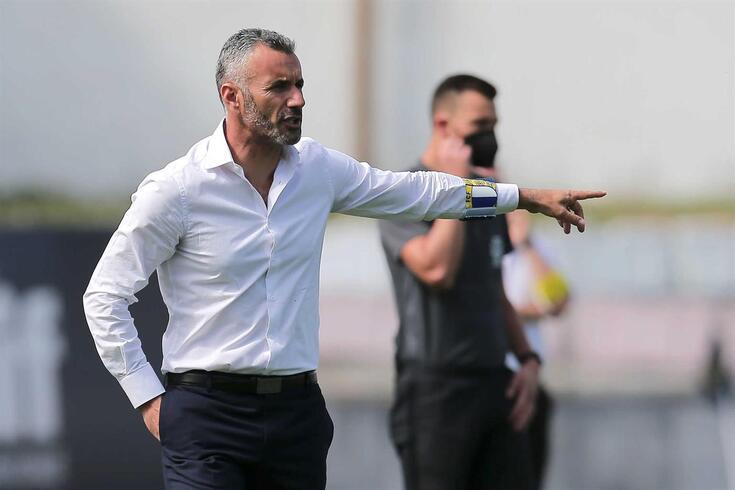 Ivo Vieira, treinador do Famalicão