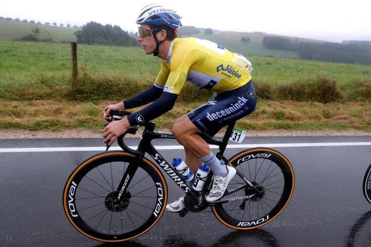 João Almeida, ciclista português
