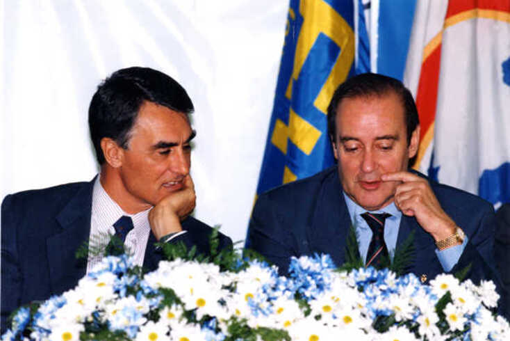 Cavaco Silva e Pinto da Costa