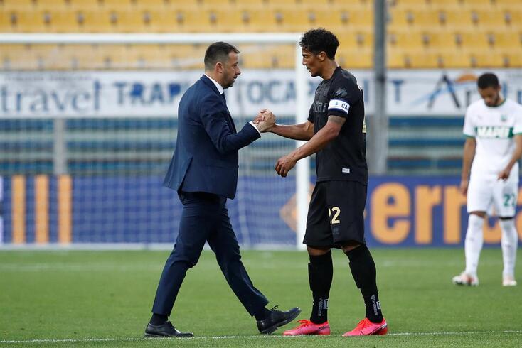 Bruno Alves jogou no Parma na passada temporada