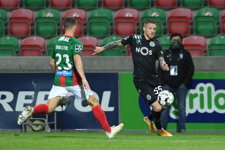 Antunes sagrou-se campeão nacional pelo Sporting na última temporada