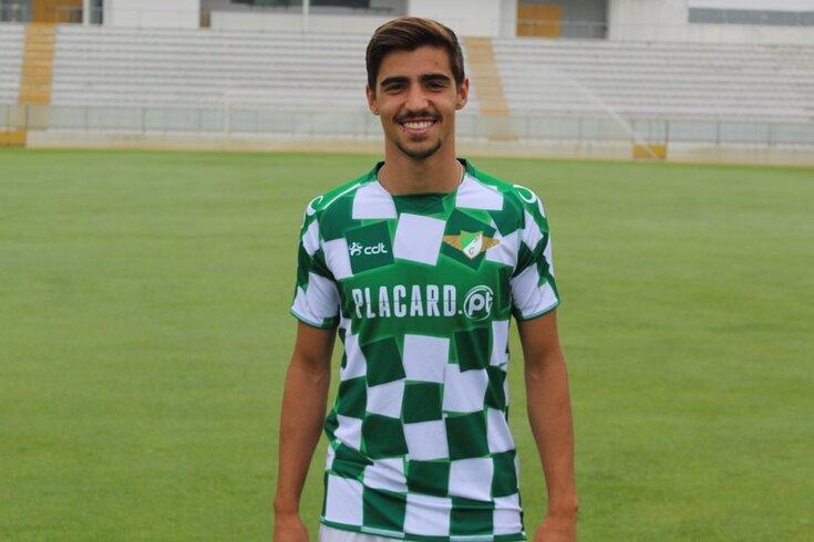 Oficial: Rodrigo Conceição é reforço para o Moreirense