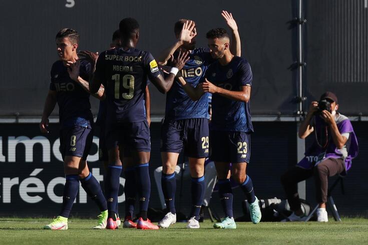 FC Porto já venceu em Famalicão esta época